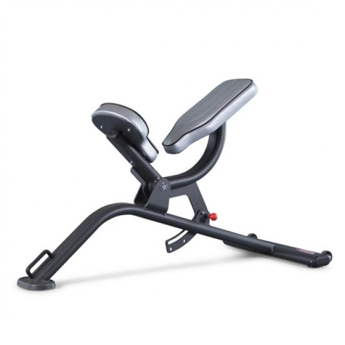 Спинка и сиденье с регулируемый наклоном