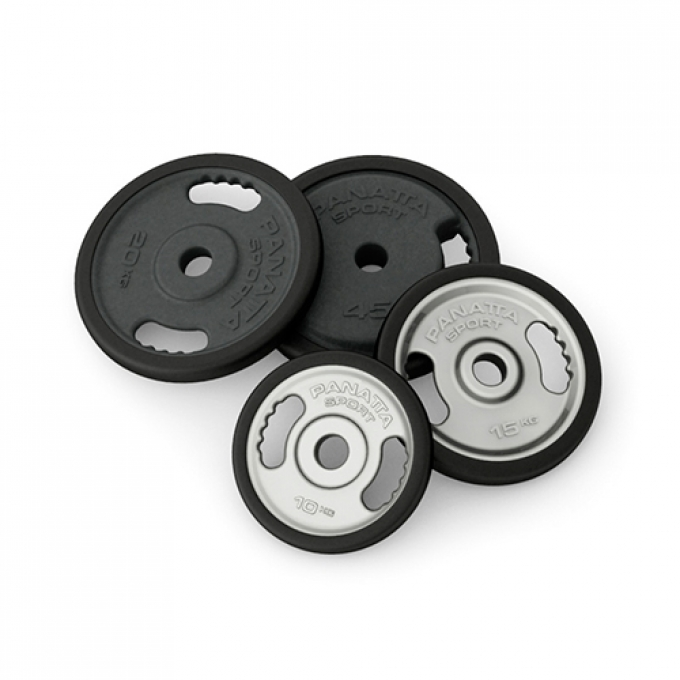 Диск d=50 мм, 15 кг, черный 1DGI15 Panatta