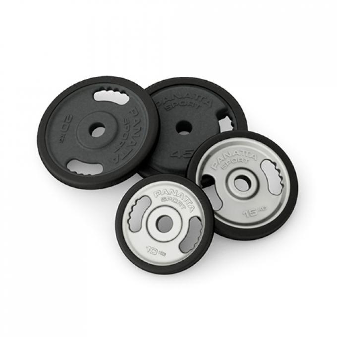 Диск d=50 мм, 20 кг, черный 1DGI20 Panatta