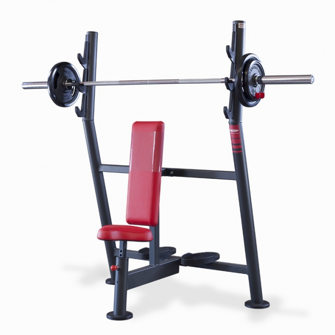 Скамья для жима сидя Olympic shoulder bench 1SC207 Panatta