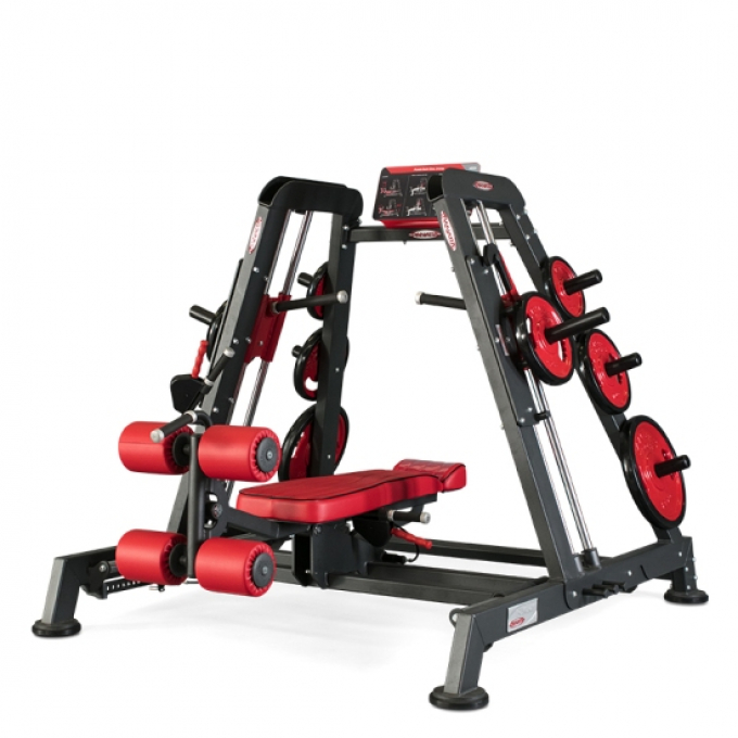 Силовая скамья горизонтальная Power smith machine 1HP121 Panatta