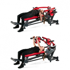 Жим лежа Horizontal bench press 1HP537B Panatta