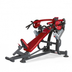 Жим перед грудью под углом Inclined bench press full 1HP533B Panatta