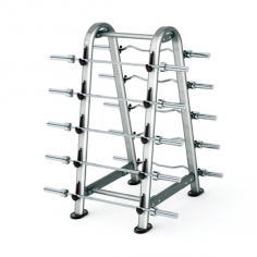 Стойка для хранения грифов Barbell rack double sided 1FE254 Panatta