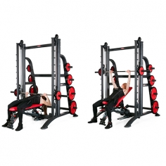 Машина Смита Smith machine counterbalanced 1HP120 Panatta