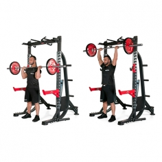 Скамья Half power rack