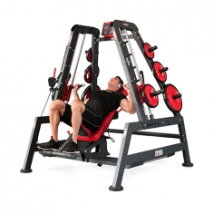 Силовая скамья горизонтальная Power smith machine 1HP122 Panatta